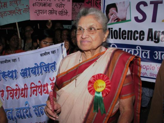 Rally for Nirbhaya