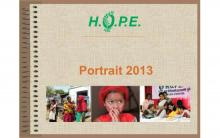 HOPE Portrait 2013